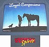 Loyal Companions Horse and Dog Shirt