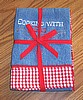 2 Pc. Cooking with Gas Linen Dish Towel Gift Set BBQ