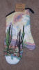 Quilted Oven Mitt Desert Sunset Southwest