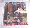 It's Hard to Stumble When You're On Your Knees Christian Horse Shirt